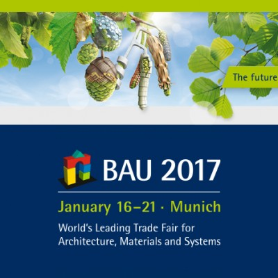 BAU 2017 / Munique